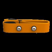 Polar Softstrap sensor band | Oranje