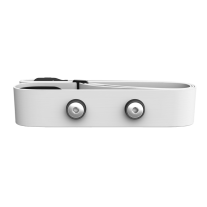 Polar Softstrap sensor band   Wit