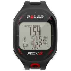 De Polar RCX3 is een ideale meter voor de lopers, fietsers en fitnessliefhebbers die begeleiding wensen om hun doelen te behalen.