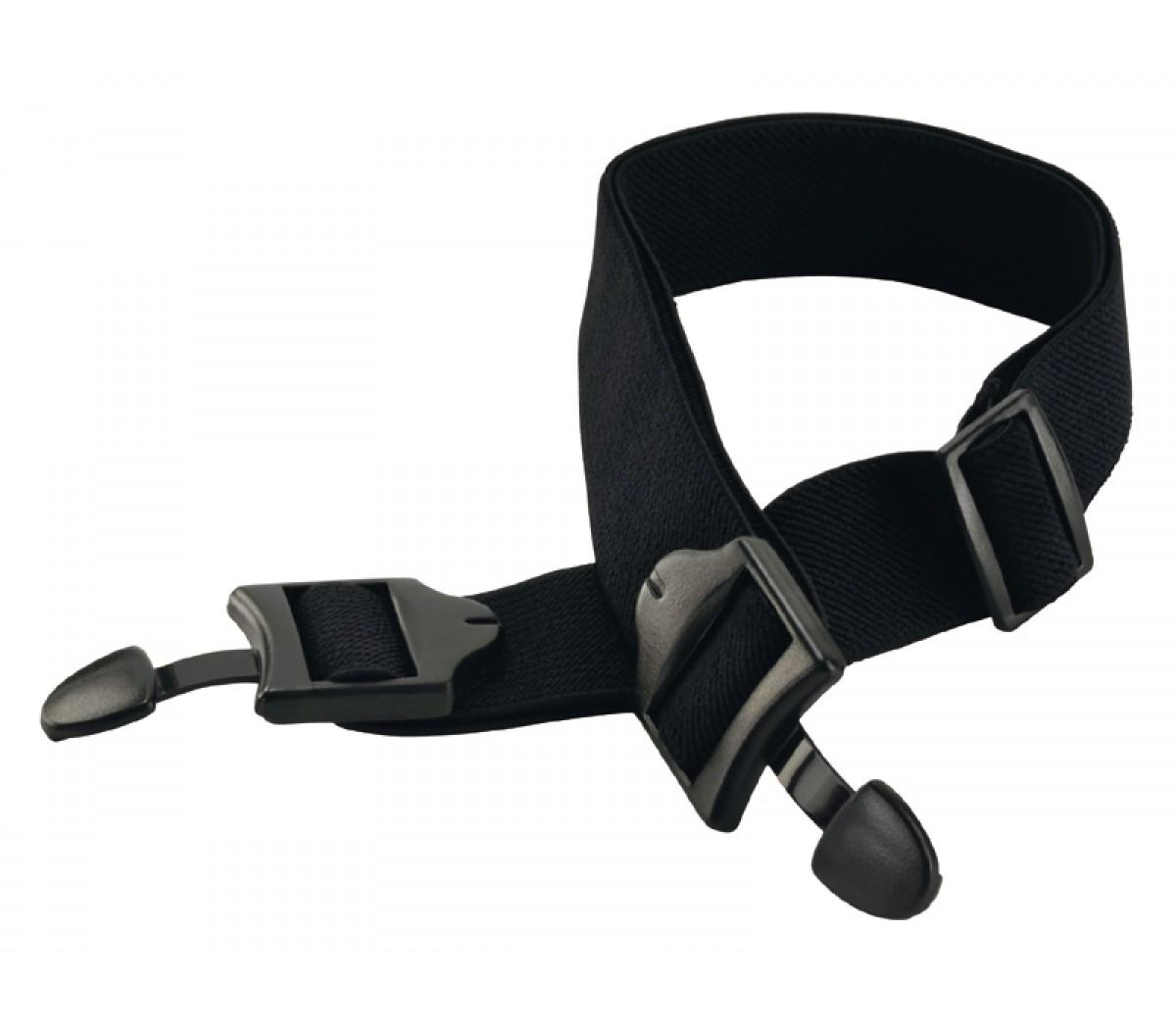 Hartslagmeterdl Sigma Elastiek Borstband Onyx Gecodeerd