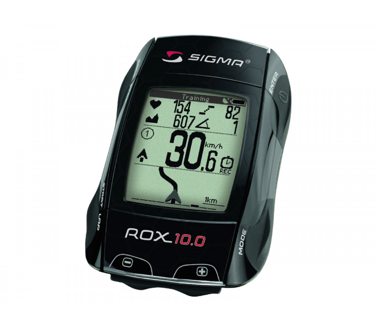 Computer Sigma Rox 10.0 Gps Black Ant+ Incl Software