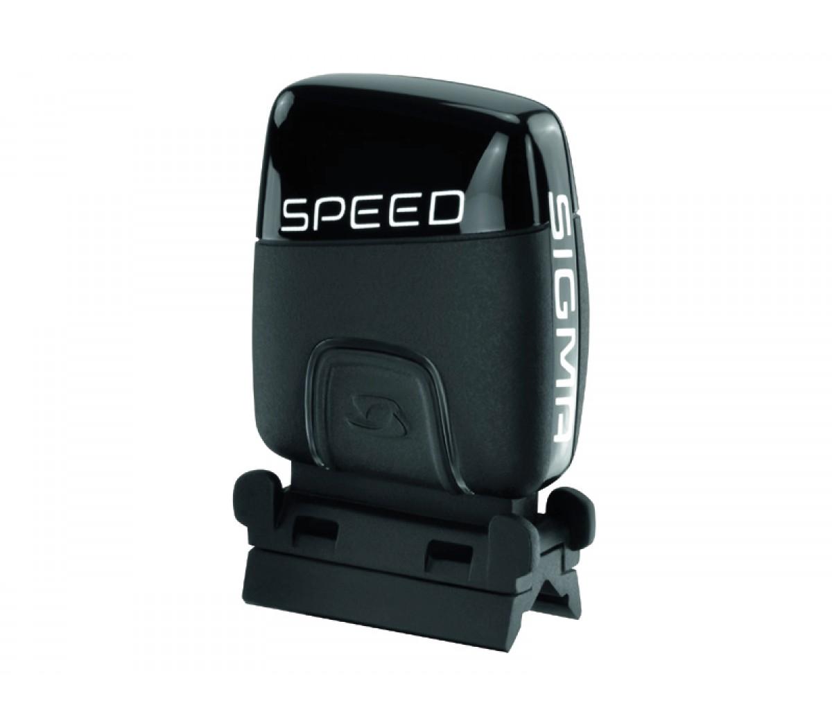 Sigma Ant+ snelheid-sensor voor de Rox 10.0 fietscomputer/hartslagmeter.