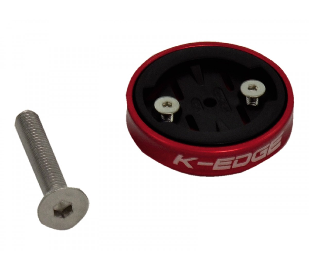 Computerdl K-Edge Road/Mtb Montagesteun Top Cap Rood
