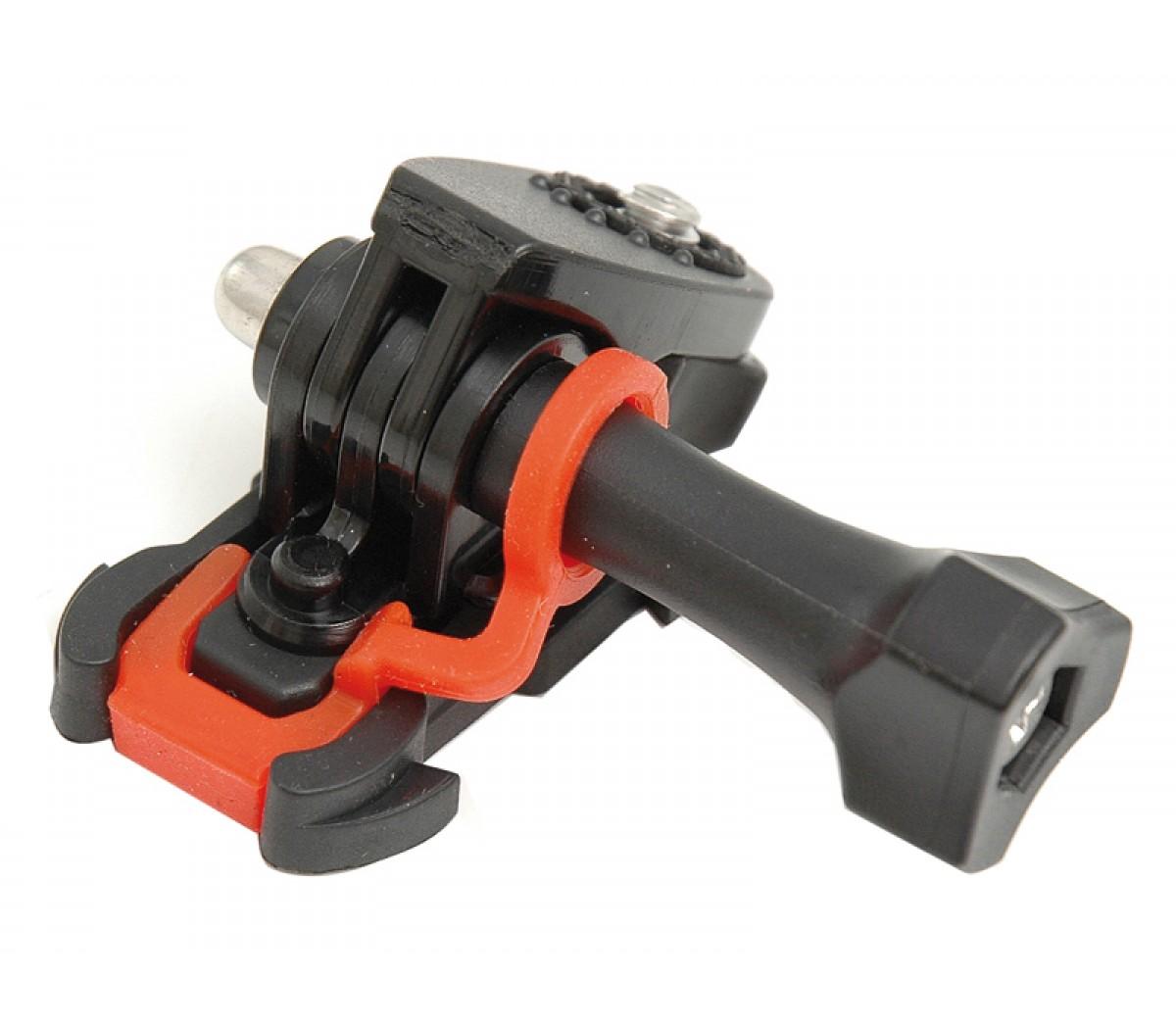 Kleefplaat houder voor de Abus Sportscam camera