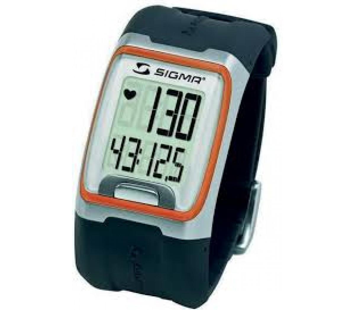 Sigma PC 3.11 een ideale hartslagmeter voor de eerste stappen in de sport.